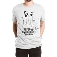 Fake Pandas Have More Fun - mens-extra-soft-tee - small view