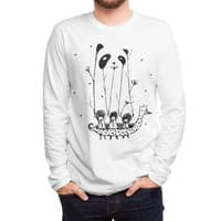 Fake Pandas Have More Fun - mens-long-sleeve-tee - small view