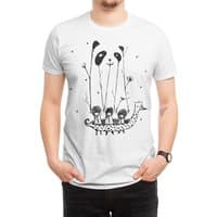 Fake Pandas Have More Fun - mens-regular-tee - small view