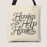 Homies Help Homies - small view