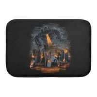Evil Will Burn - bath-mat - small view