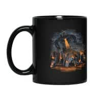 Evil Will Burn - black-mug - small view