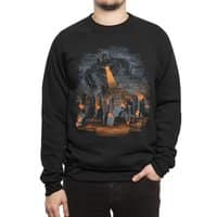 Evil Will Burn - crew-sweatshirt - small view