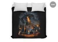 Evil Will Burn - duvet-cover - small view