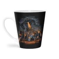 Evil Will Burn - latte-mug - small view