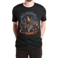 Evil Will Burn - mens-extra-soft-tee - small view