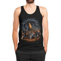 Evil Will Burn - mens-jersey-tank - small view