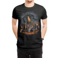 Evil Will Burn - mens-regular-tee - small view