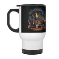 Evil Will Burn - travel-mug-with-handle - small view