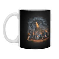 Evil Will Burn - white-mug - small view