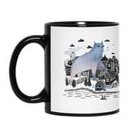 The Fog - black-mug - small view