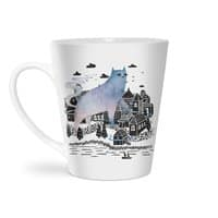 The Fog - latte-mug - small view
