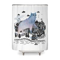 The Fog - shower-curtain - small view