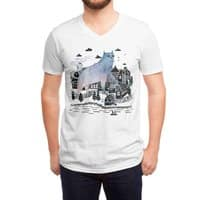 The Fog - vneck - small view