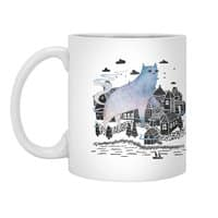 The Fog - white-mug - small view