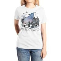 The Fog - womens-extra-soft-tee - small view