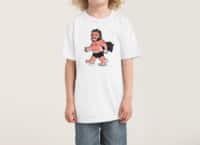 Dracula Hates Summer - kids-tee - small view