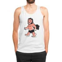 Dracula Hates Summer - mens-jersey-tank - small view