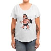 Dracula Hates Summer - womens-dolman - small view