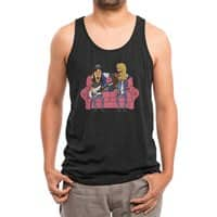 Party Time Excellent - mens-triblend-tank - small view