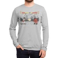 THE FINAL BATTLE - mens-long-sleeve-tee - small view
