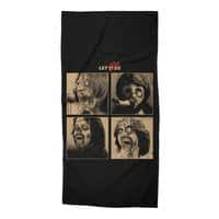 LET IT (ZOM)BE - beach-towel - small view
