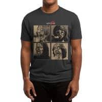 LET IT (ZOM)BE - mens-triblend-tee - small view