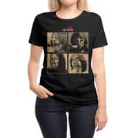 LET IT (ZOM)BE - womens-regular-tee - small view