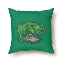 The End of Time Travel - throw-pillow - small view