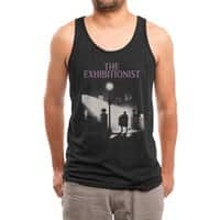 The Exhibitionist - mens-triblend-tank - small view