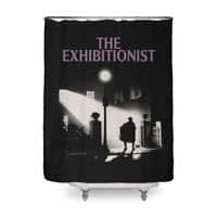 The Exhibitionist - shower-curtain - small view