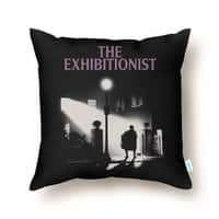 The Exhibitionist - throw-pillow - small view