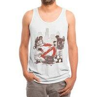 Ghostrescuers - mens-triblend-tank - small view
