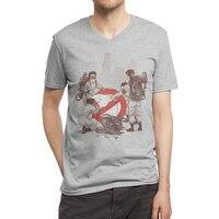 Ghostrescuers - vneck - small view