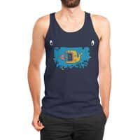 Big Fish Wins - mens-jersey-tank - small view
