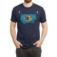 Big Fish Wins - mens-triblend-tee - small view