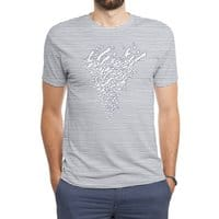 Lines Mutation - mens-sublimated-triblend-tee - small view
