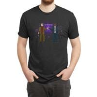 Ode to the Cosmos! - mens-triblend-tee - small view