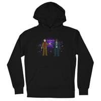 Ode to the Cosmos! - unisex-lightweight-pullover-hoody - small view