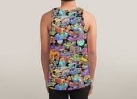 Space Traffic - sublimated-tank - small view