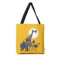 The Mechanical Journey - tote-bag - small view