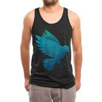 Birdy Bird - mens-triblend-tank - small view