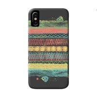 The Flat Earth - perfect-fit-phone-case - small view