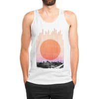 Summer Nights - mens-jersey-tank - small view