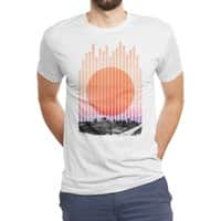 Summer Nights - mens-triblend-tee - small view