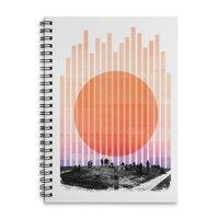 Summer Nights - spiral-notebook - small view