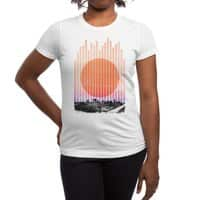 Summer Nights - womens-regular-tee - small view