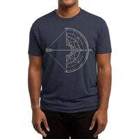NORTH - mens-triblend-tee - small view