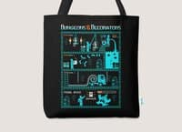 Dungeons & Decorators - tote-bag - small view