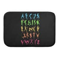 MUSICAL ALPHABET - bath-mat - small view